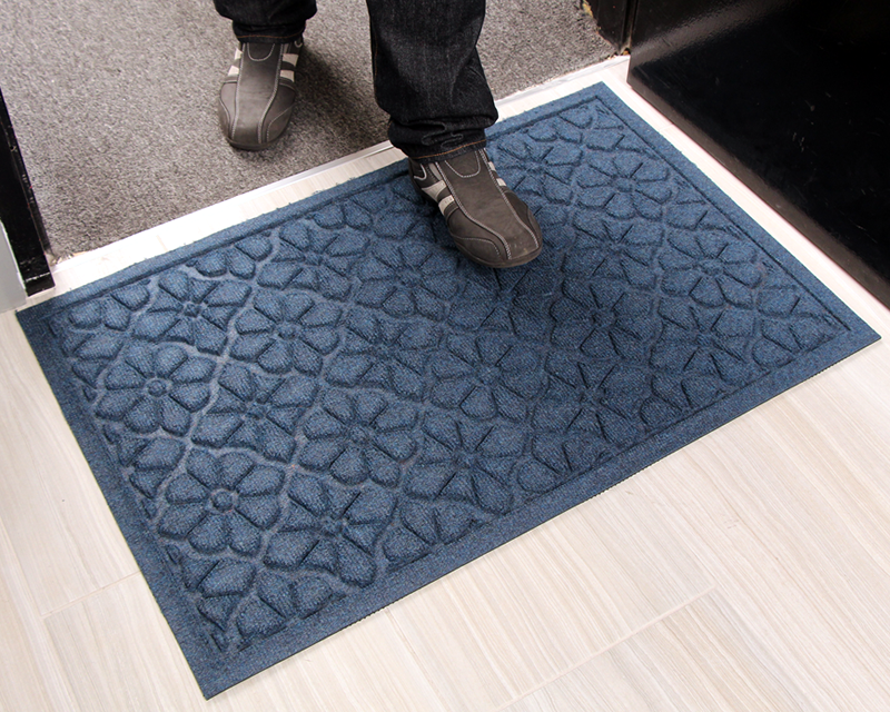 Beautiful Waterguard Welcome Mats Perfect For Entrances