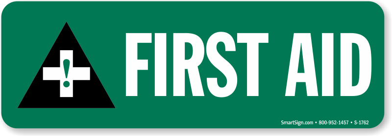 Best Source On The Web S For First Aid Signs At Best