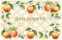 Apple Lattice Mat
