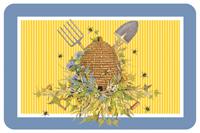 Beehive Mat