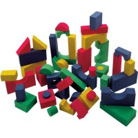 Soft & Safe Quiet Building Blocks Set