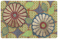 Doily Knit Mat