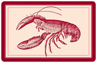Nautical Lobster Mat