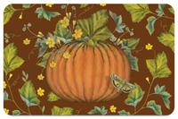 Pumpkin Mat