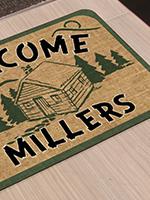 Berber Logo Mats