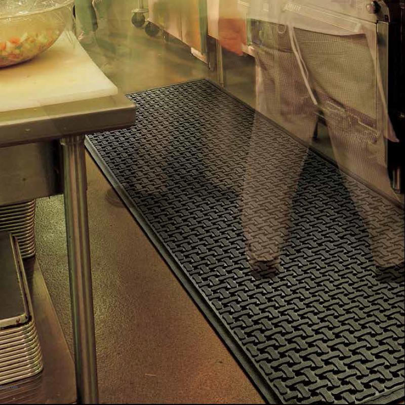 Comfort commercial mats comfort wet area mat - Professional kitchen floor mats ...