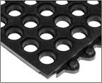 Wearwell® 24/Seven Drainage Anti-Fatigue Mats