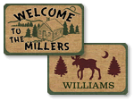 Personalizable Welcome