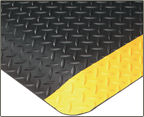 Wearwell® DiamondPlate Anti-Fatigue Mats