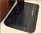Hog Heaven™ Marble Top Mats