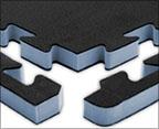 Jumbo Reversible SoftFloors Modular Mats