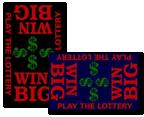 Lottery Floor Mats