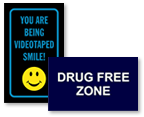 Security and Drug-Free Entrance Mats