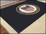 SuperScrape™ Custom Logo Mats