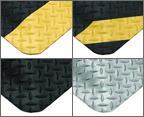 Wearwell® UltraSoft DiamondPlate SpongeCote Mats
