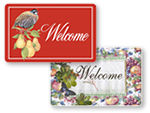 Washable Welcome Mats
