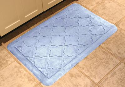 Attirant Onyx Design Kitchen Mat