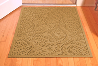 Boxwood Welcome Mat
