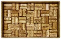 Corks in a Box Mat
