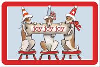 Joy Dogs Mat