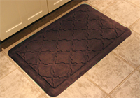 Onyx Design Kitchen Mat