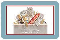 Laundry Bucket Mat