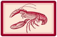 Nautical Lobster Mat
