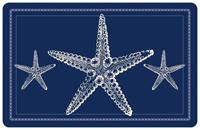 Nautical Sea Star Mat