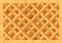 Parquet Floor Mat
