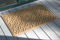 Waterguard Monogram Mat