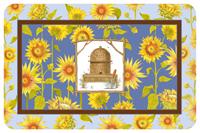 Sunflowers Mat