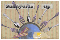 Sunny Side Up Mat