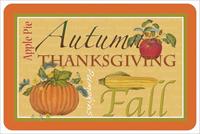 Thanksgiving Poster Mat