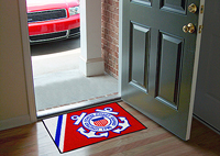 THE Mat to Show Your Support! USCoastGuard.