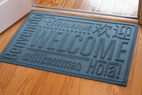 World Wide Welcome Mat