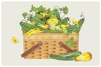 Zucchini Mat