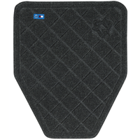 CleanShield Urinal Restroom Mat with Timestrip