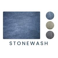 Stonewash Desk Chair Mat