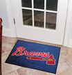 THE Mat for A True Fan! AtlantaBraves.