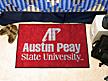 THE Mat for A True Fan! AustinPeayStateUniversity.