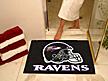 THE Mat for A True Fan! BaltimoreRavens.