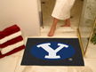 THE Mat for A True Fan! BrighamYoungUniversity.