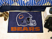Logo Fan Mat Chicago Bears