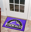 THE Mat for A True Fan! ColoradoRockies.