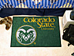 THE Mat for A True Fan! ColoradoStateUniversity.