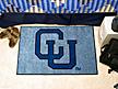 Logo Fan Mat Columbia Sports