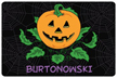 Pumpkin Web PRZ Mat