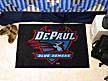 THE Mat for A True Fan! DePaulUniversity.