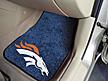 THE Mat for A True Fan! DenverBroncos.
