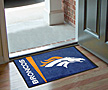 Logo Fan Mat Denver Broncos